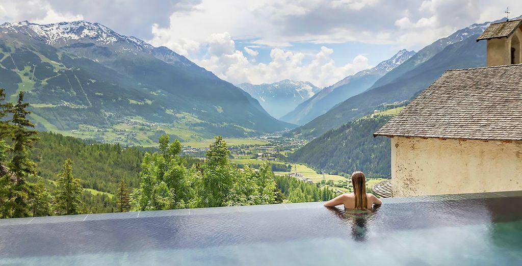 QC Terme Grand Hotel Bagni Nuovi 5* Voyage Privé : fino a -70%