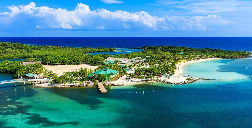 Crociera caraibica tra spiagge di sabbia fine e acque turchesi