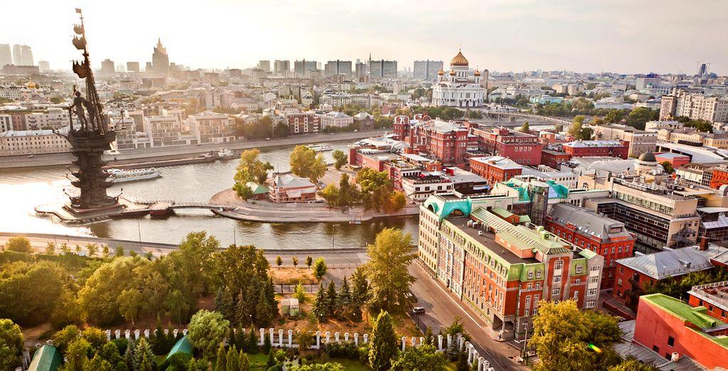 Tour tra Mosca e l'Anello d'Oro