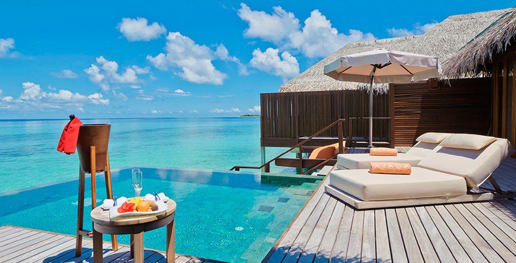 Ayada Maldives 5* Voyage Privé : fino a -70%