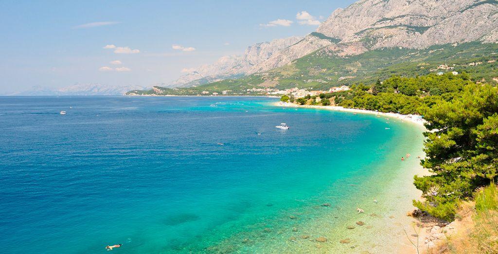 Costa della Croazia