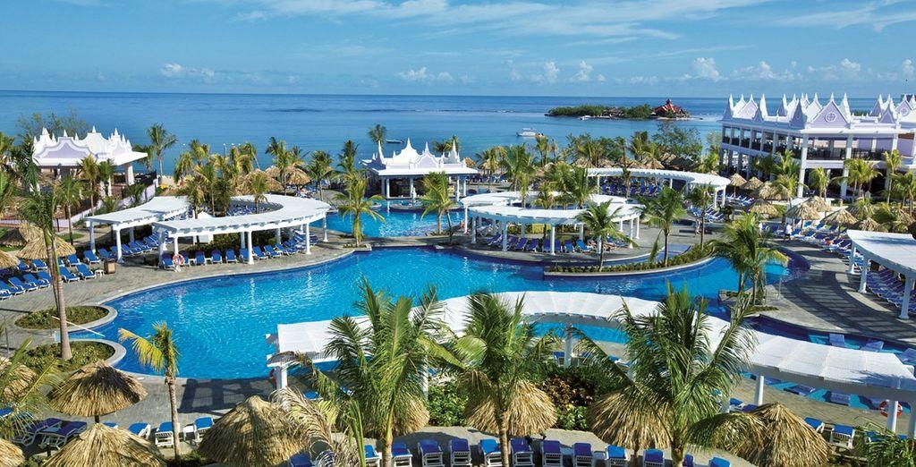 Riu Montego Bay 5* - pacchetti vacanze giamaica