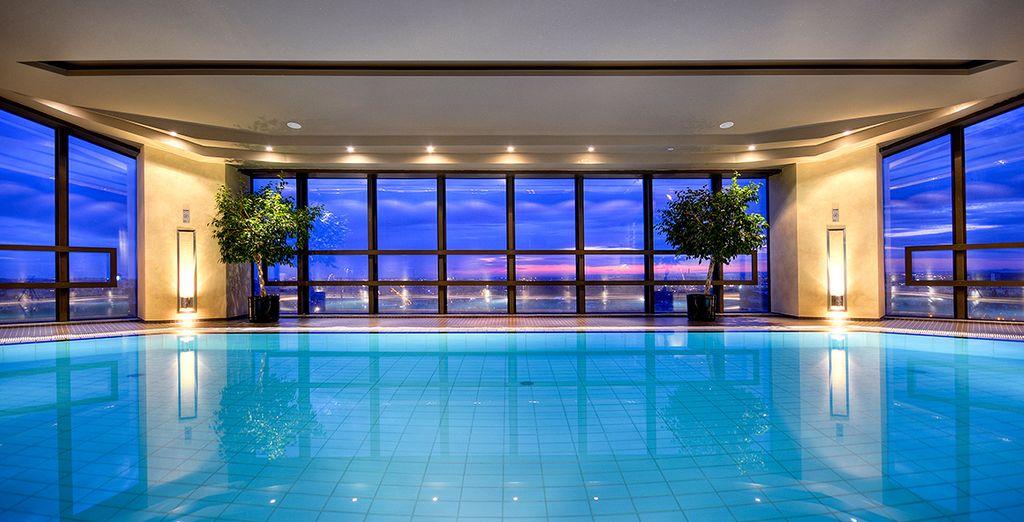 Hotel di lusso a Praga, con piscina e zona relax, selezionato da Voyage Privè