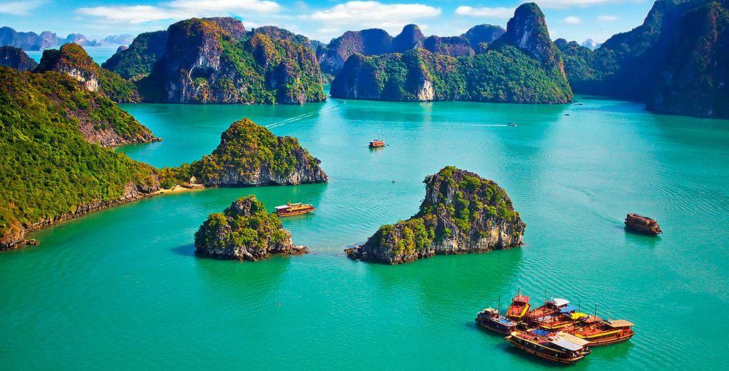 Tour privato in Vietnam alla scoperta del Tonkin