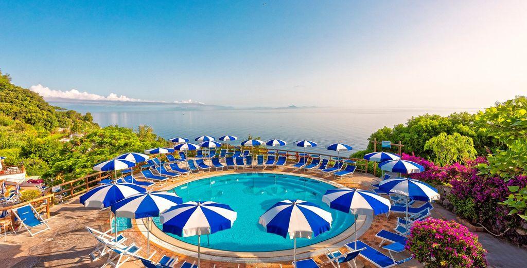Parco Castiglione Resort & Spa 4* in Ischia