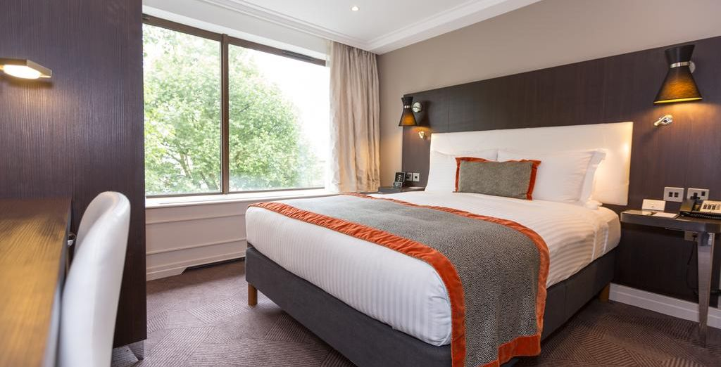 Doubletree by Hilton London Hyde Park Hotel 4* + Harry Potter Studio Tour