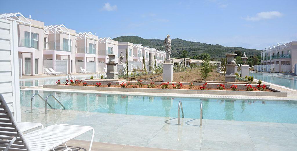 Kairaba Sandy Villas 5*- Adults Only - pacchetti vacanze corfu