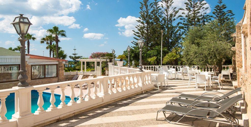 Hotel Parco dei Principi 4* - pacchetti vacanze puglia