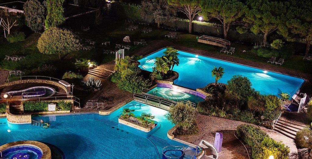 Hotel Sporting Resort 4* a Padova