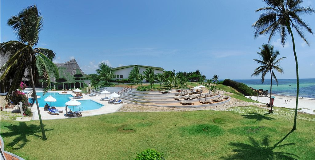 Garoda Resort 4* - pacchetti vacanze kenya