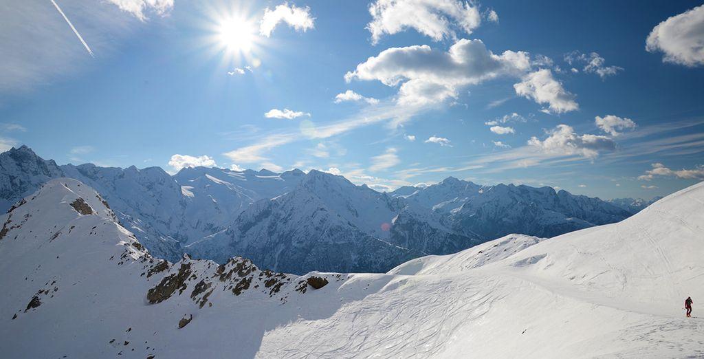 offerte di sci a Santa Caterina Valfurva