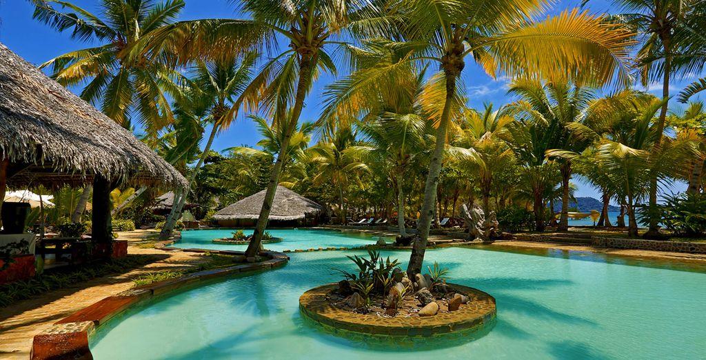 Ravintsara Wellness Hotel 4*S - pacchetti vacanze madagascar