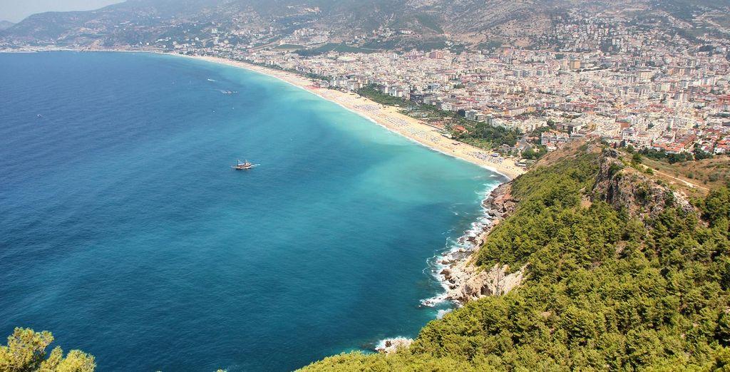 Benvenuti ad Antalya, sulla splendida costa della Turchia