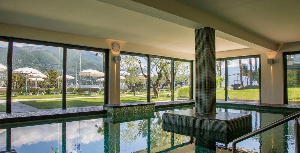 Park Hotel Casimiro - Blu Hotels 4* - hotel a sirmione