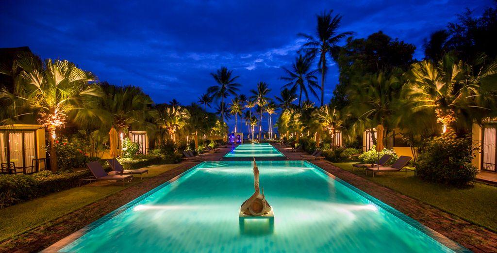 Well Hotel Bangkok Sukhumvit 20 5* + The Passage Samui Villas & Resort 5*