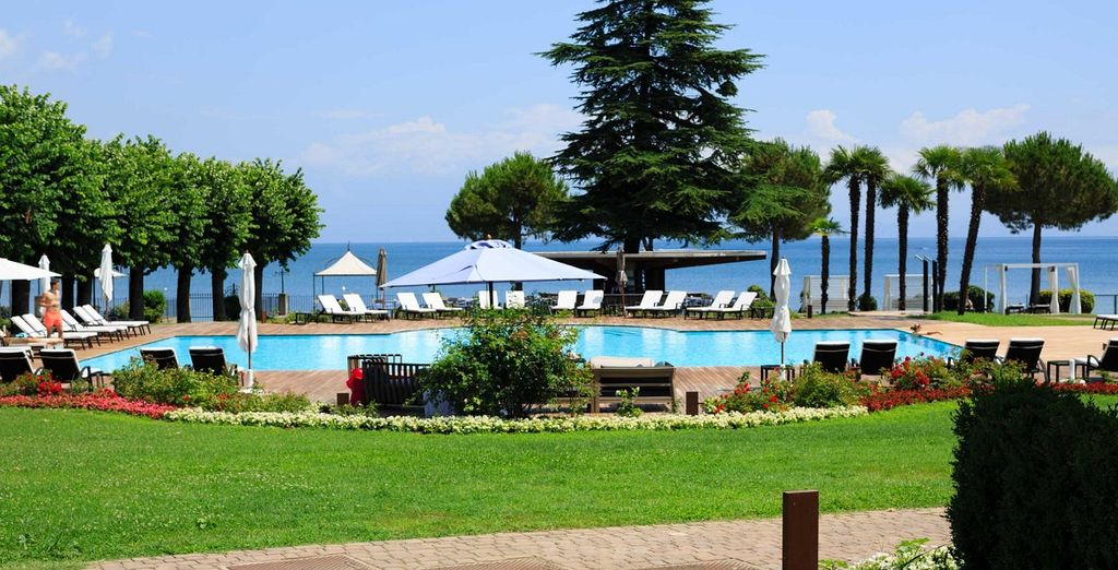 Splendido Bay Luxury Spa Resort Hotel 5* - hotel a sirmione