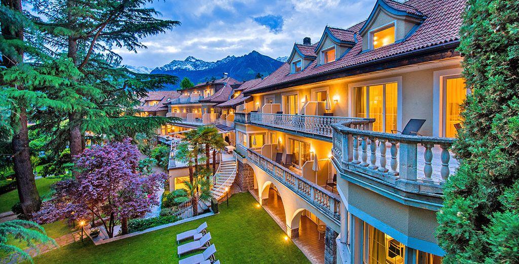 Villa Eden - The Leading Park Retreat 4* - hotel a merano