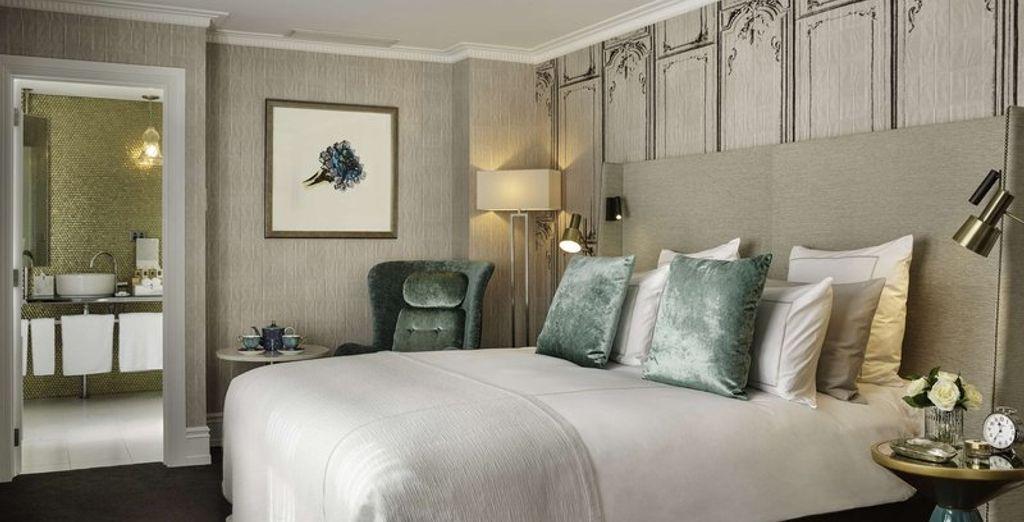 Hotel di alta gamma con un comodo letto matrimoniale nel cuore di Auckland, Nuova Zelanda