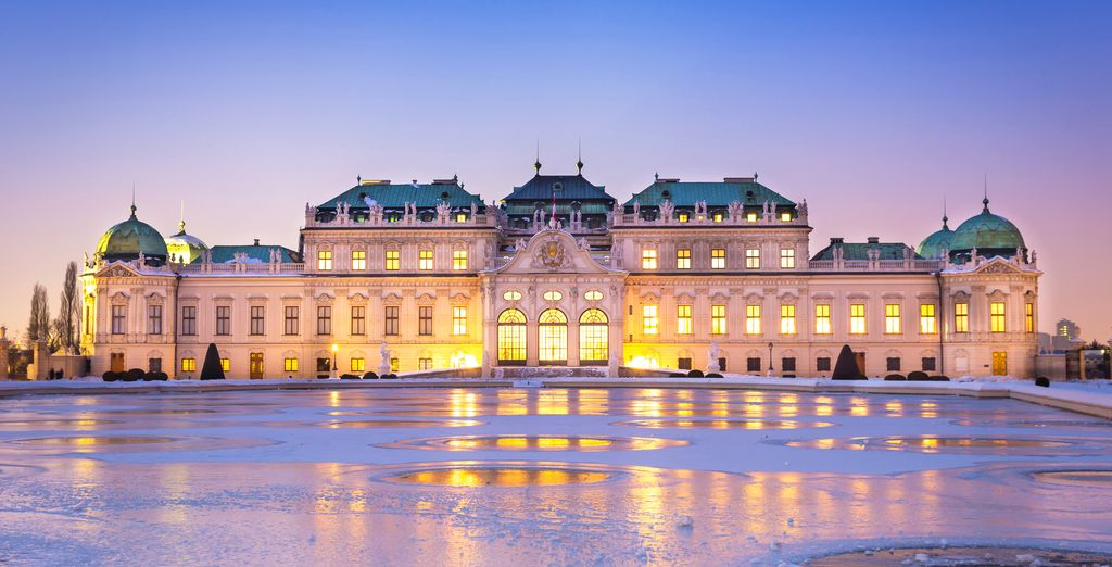 Scoprite i palazzi imperiali