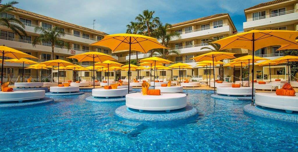 Hotel di lusso con piscina e confortevole area relax nelle Isole Baleari, Maiorca