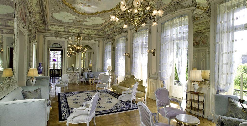 Benvenuti al Pestana Palace Hotel & National Monument 5*