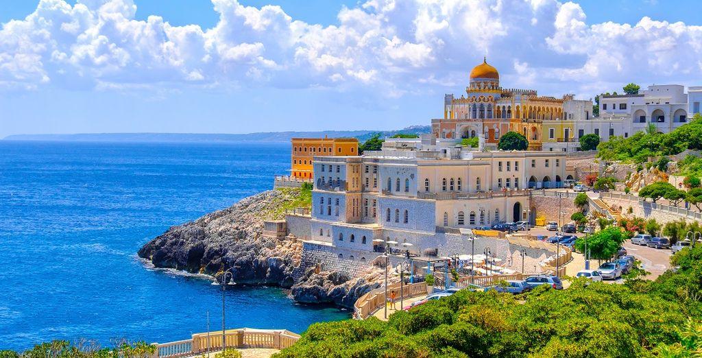 Le coste mediterranee dell'Italia