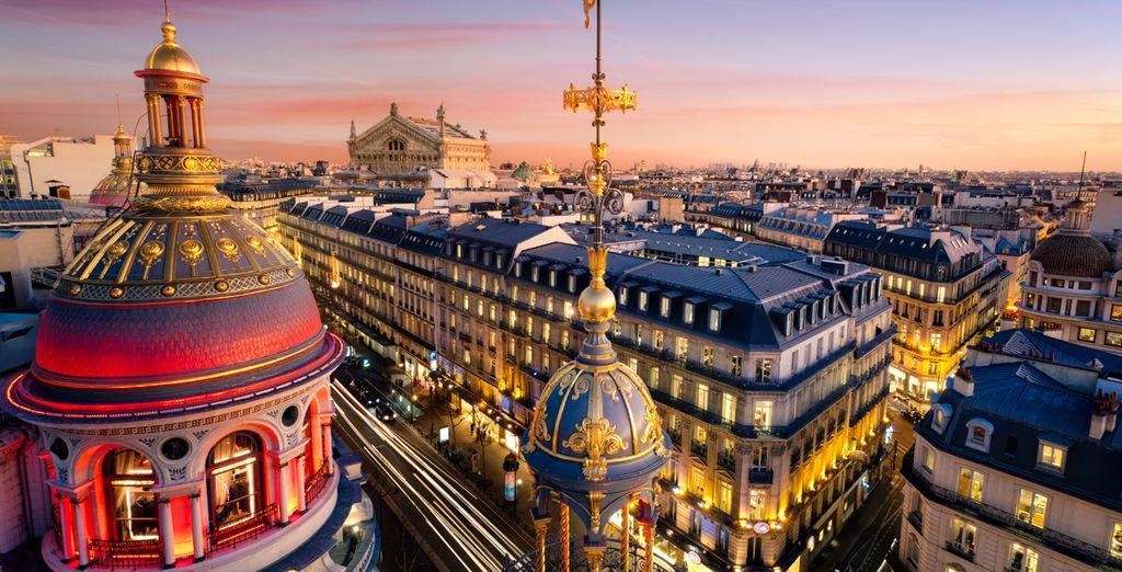 Hotel Maxim Opéra 4* Voyage Privé : fino a -70%