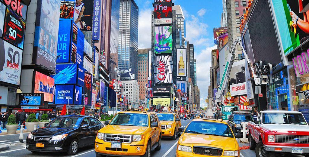 Vivrete un soggiorno unico e indimenticabile a New York