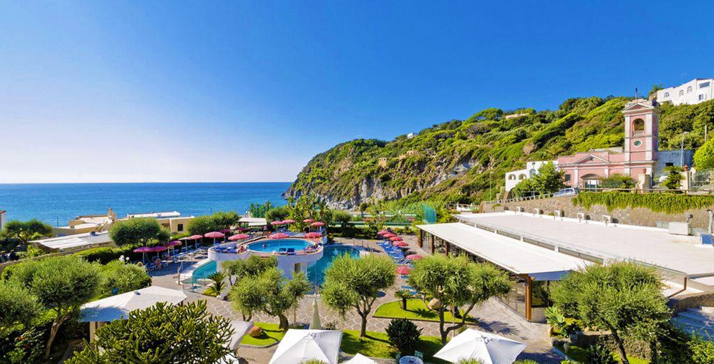 Hotel Zaro 4* in Ischia