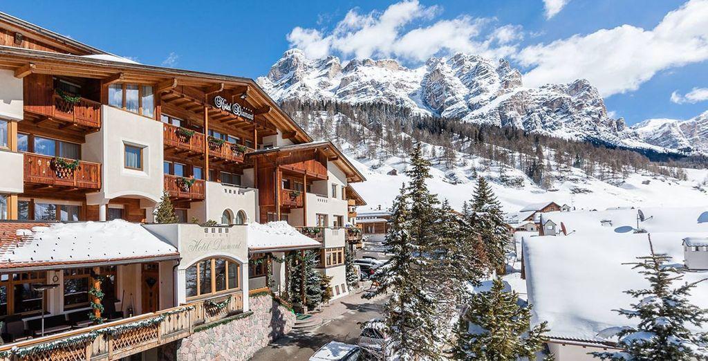 Partite per una splendida vacanza sulle Dolomiti
