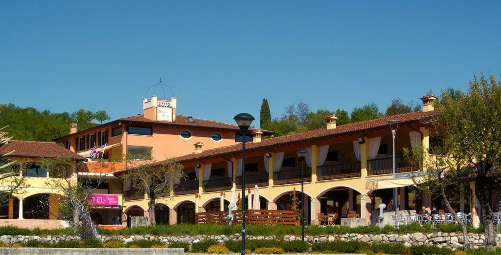 Hotel Donna Silvia 4* - hotel a sirmione