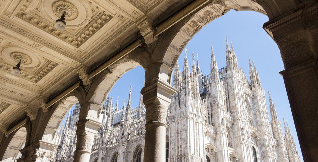 Volo Napoli - Milano