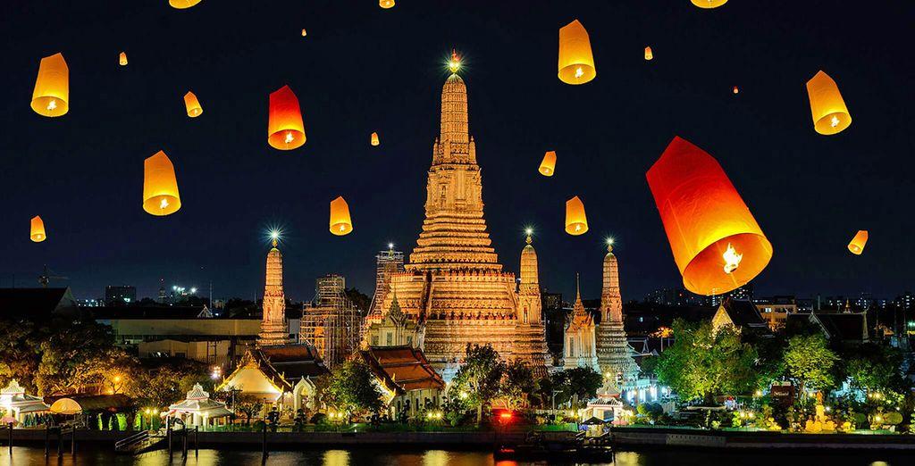 Una città dai mille colori che vi farà innamorare con la sua cultura e tradizione