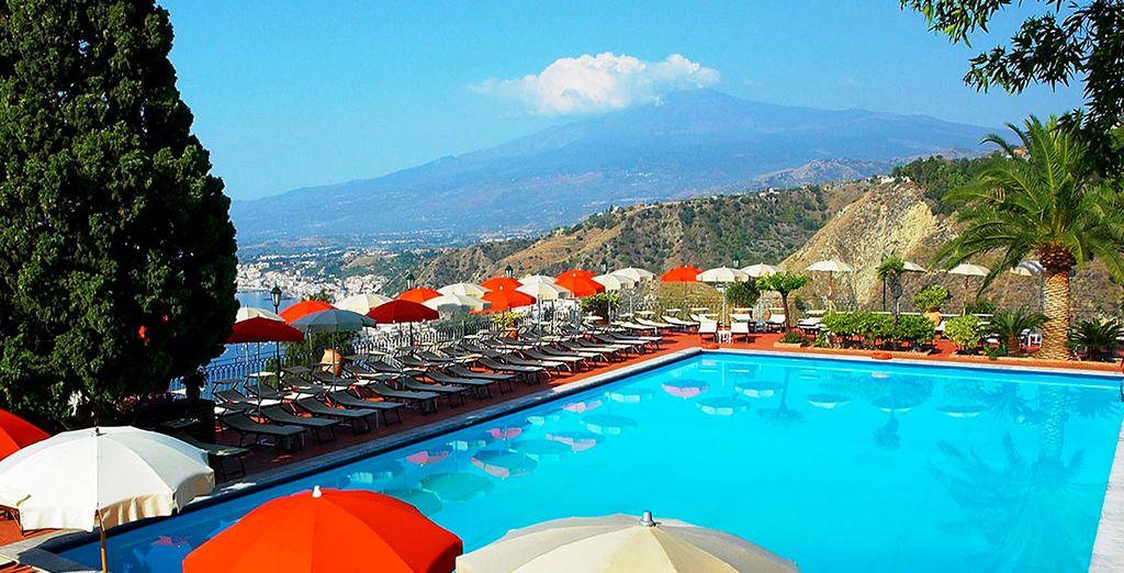 Hotel Villa Diodoro 4* - hotel a taormina