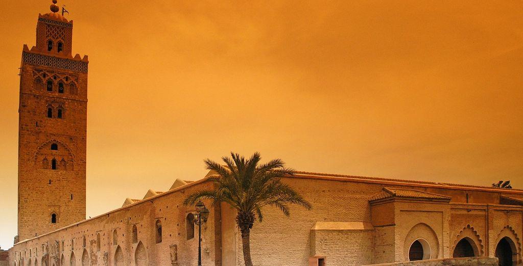 Scoprite Marrakech, la città rossa