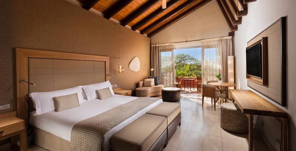 A vostra disposizione una confortevole e accogliente Villa Deluxe