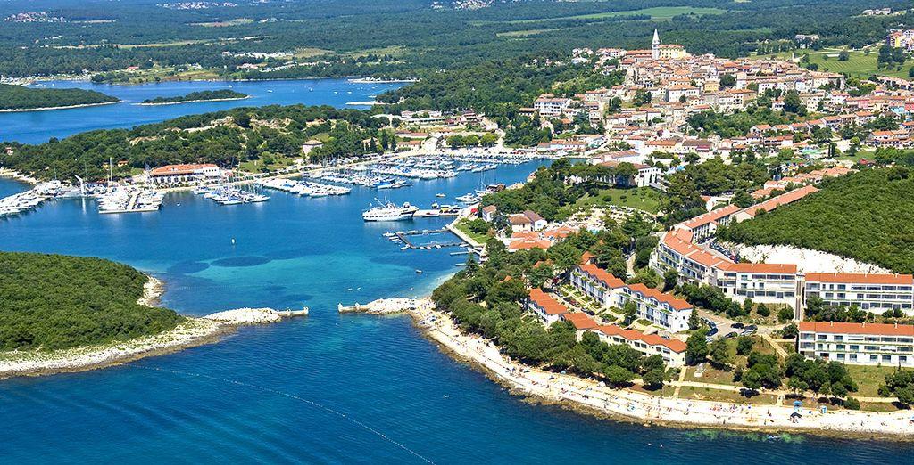 Benvenuti in Croazia