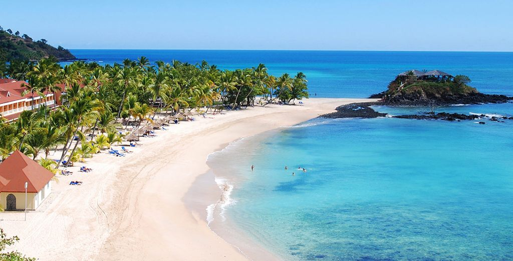 Relax e relax sulle bellissime spiagge di sabbia fine e acque turchesi del Madagascar
