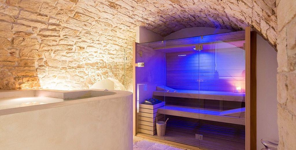 Hotel con centro benessere e zona relax, in Puglia, vicino a tutte le attività