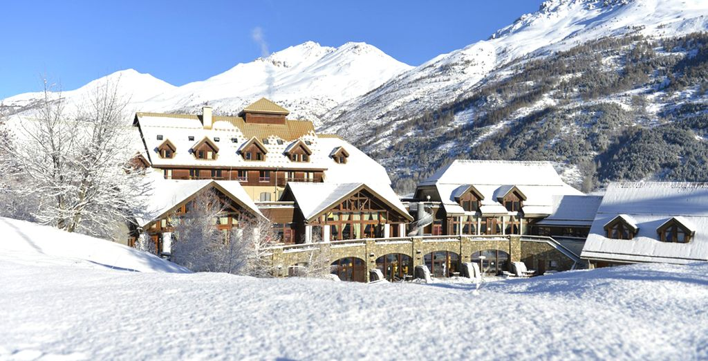 Village Club Med Serre Chevalier 3 tridents