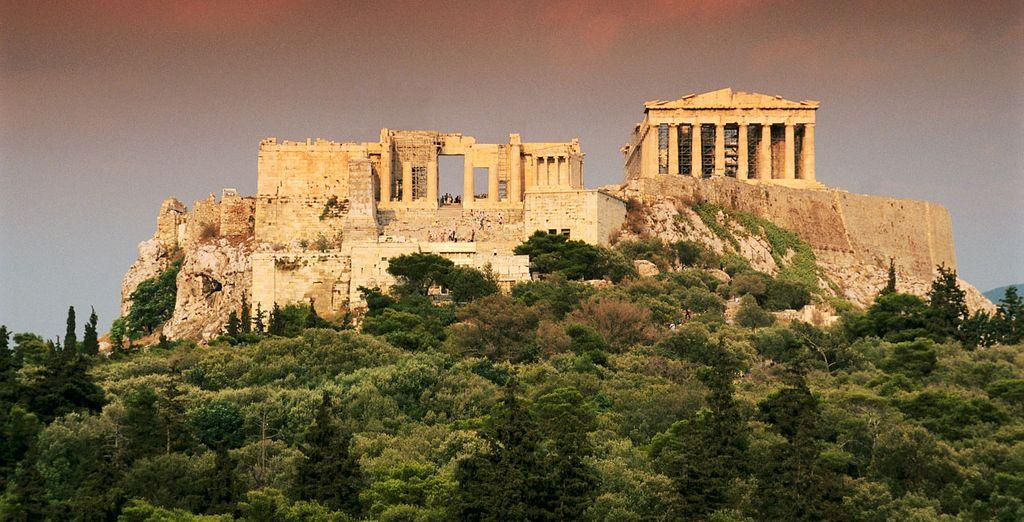 Partite alla scoperta della vicina Atene