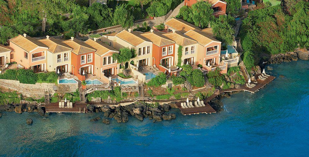 Grecotel Corfu Imperial 5* - pacchetti vacanze corfu
