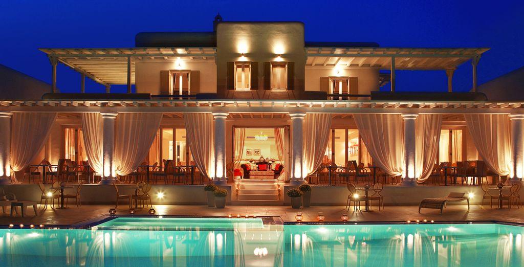 La Residence Mykonos 5*