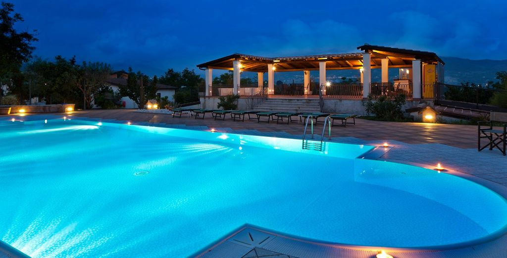 Villa Rizzo Resort & Spa 4* a Salerno