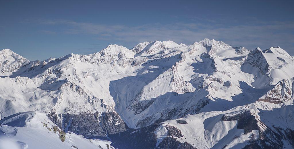 Nella spettacolare cornice della Val Pusteria