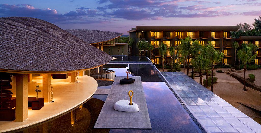 Il Renaissance Phuket Resort & Spa 5* vi attende