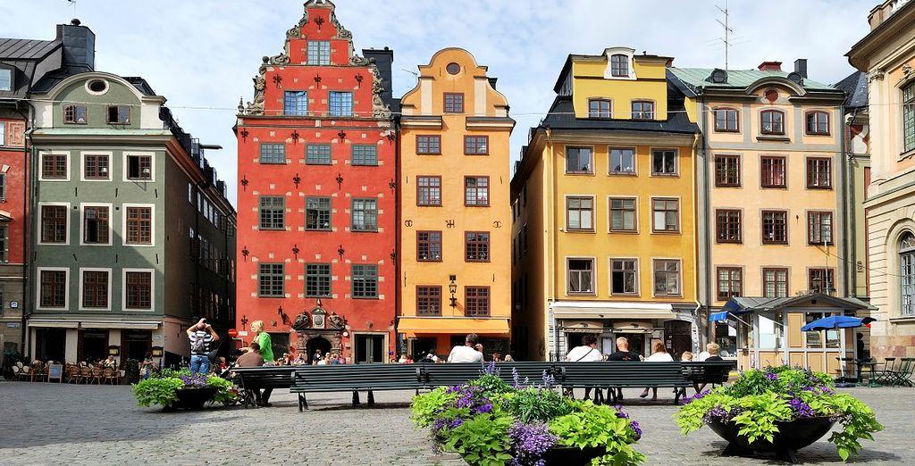 Stoccolma: una città vitale e tutta da scoprire