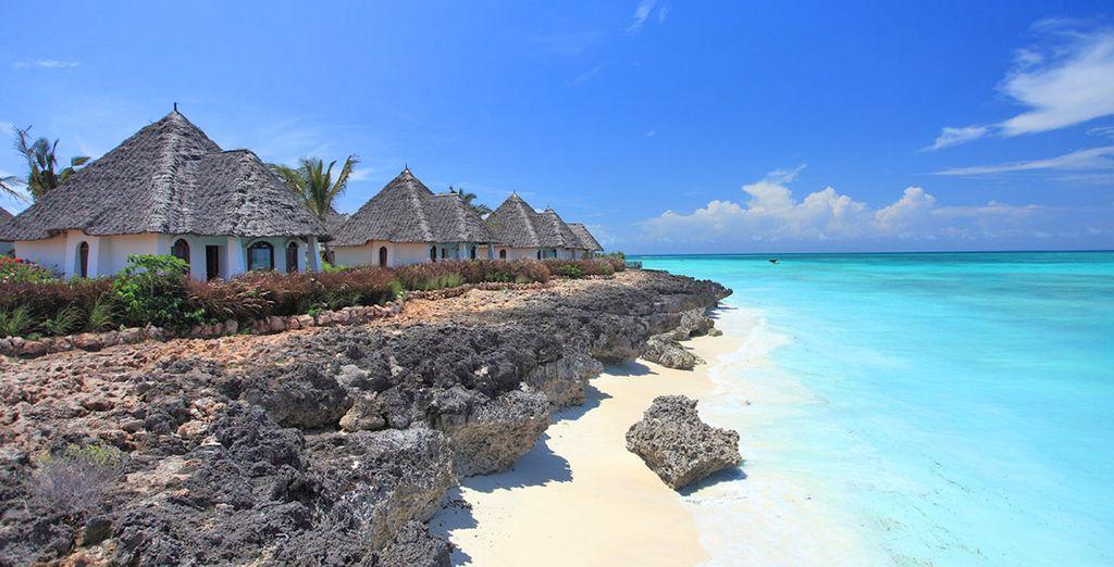 Essque Zalu Zanzibar Resort 5* Voyage Privé : fino a -70%