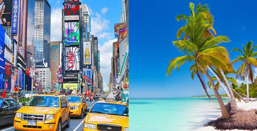 Dopo New York, vi attende la splendida Punta Cana