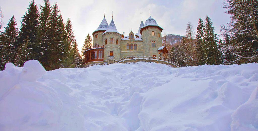 Soggiorno al top di gamma in Valle d'Aosta, nel cuore di un prestigioso castello